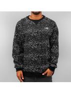 K1X trui Speckle Tag Crewneck zwart