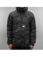 K1X Übergangsjacke Urban Hooded schwarz