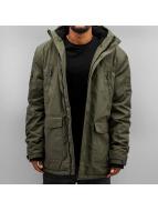 K1X Veste d'hiver Urban Hooded ZT olive