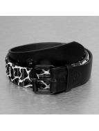 Kaiser Jewelry Ремень 3 Row Safari черный