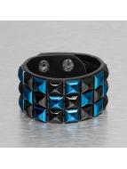 Kaiser Jewelry Armband 3 Row blau