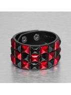 Kaiser Jewelry Bracelet 3 Row rouge