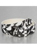 Kaiser Jewelry Ceinture Zebra blanc
