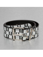 Kaiser Jewelry Ceinture Skull noir