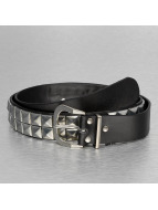 Kaiser Jewelry Gürtel 2 Row Chain schwarz