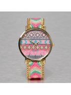 Kaiser Jewelry horloge Textil pink