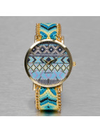 Kaiser Jewelry horloge Textil turquois