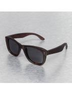 Kaiser Jewelry Lunettes de soleil Wood Polarized noir