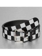 Kaiser Jewelry riem Check II zwart