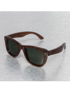 Kaiser Jewelry Sonnenbrille Wood Polarized braun