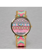 Kaiser Jewelry Watch Textil pink