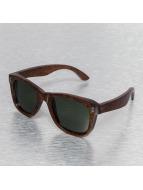 Kaiser Jewelry Zonnebril Wood Polarized bruin