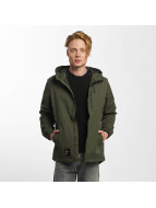 Kaporal Garage Ind Woven Jacket Army