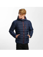 Kaporal winterjas Cocoon Out blauw