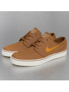 Karl Kani Сникеры SB Zoom Stefan Janoski Leather коричневый
