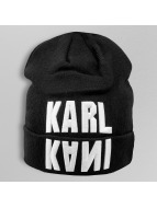 Karl Kani Beanie KK zwart