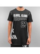 Karl Kani t-shirt Sirius zwart