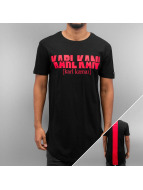 Karl Kani t-shirt Segin zwart