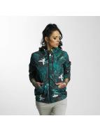 Khujo Демисезонная куртка Varina зеленый