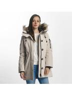 Khujo Зимняя куртка Mary бежевый