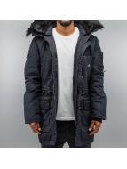 Khujo Зимняя куртка Vince синий