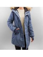Khujo Зимняя куртка Milo синий