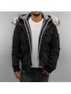 Khujo Зимняя куртка Lingu черный