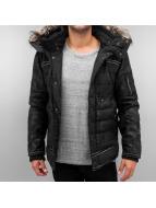 Khujo Зимняя куртка Race черный