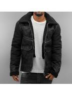 Khujo Зимняя куртка Ralph черный
