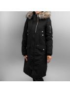 Khujo Пальто Clivie черный