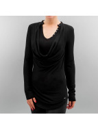Khujo Blouse/Tunic Quara black
