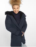 Khujo Kourtney Jacket Mid Blue
