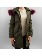Khujo Coats Methone olive