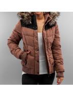Khujo Kış ceketleri Goslar pembe