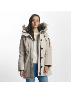 Khujo Manteau hiver Mary beige