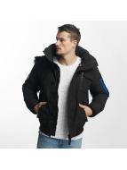 Khujo Manteau hiver Vasco noir