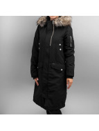 Khujo Manteau Clivie noir