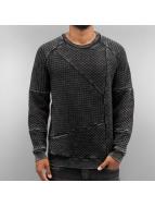 Khujo Pullover Walnut black