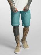 Khujo shorts Calvin blauw