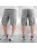 Khujo Shorts Cedrik grau