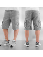 Khujo shorts Cedrik grijs