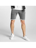 Khujo shorts Collin grijs