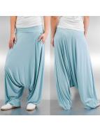 Khujo Spodnie wizytowe Suzan niebieski