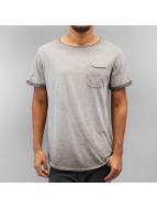 Khujo T-Shirt Tryst grau