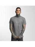 Khujo t-shirt Tribe grijs