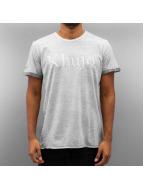 Khujo T-Shirt Treat gris