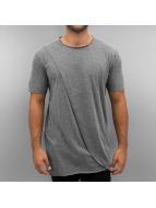 Khujo T-Shirt Tyrell gris