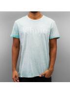 Khujo t-shirt Treat groen