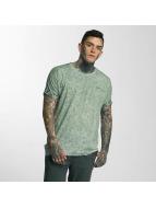 Khujo t-shirt Usher groen