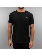 Khujo T-Shirt Texon schwarz